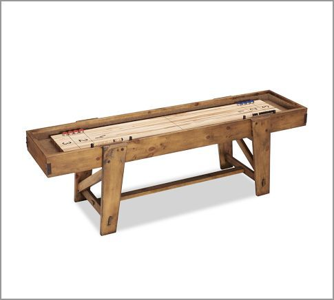 Homemade Shuffleboard Table Plans Woodworking Projects