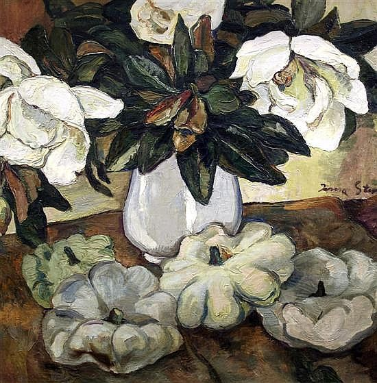 Irma Stern - Camellias