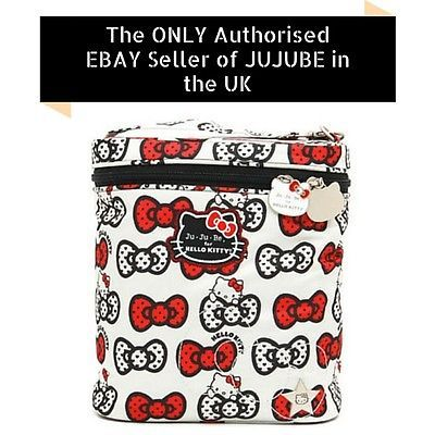#Ju-ju-be fuel cell - peek a bow bottle bag #insulated cool jujube #hello kitty,  View more on the LINK: http://www.zeppy.io/product/gb/2/122028646512/