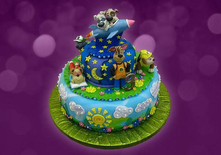 Коллекция искушений, детский торт, торт белка и стрелка, торт барбоскины, торт для мальчика #authorcake #детскийторт #тортмальчику #барбоскины #белкаистрелка #торт