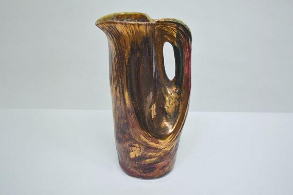 [Vaso in ceramica di Albisola] - Spazio900 Modernariato