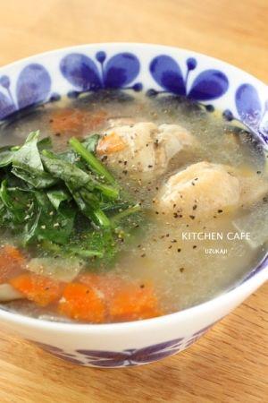 「サムゲタン風スープ」おうちで簡単にサムゲタン!!ダイエットにも♪【楽天レシピ】