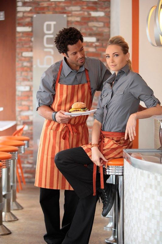 The new Phoenix Aprons with tone-on-tone stripes inspired by the Arizona…