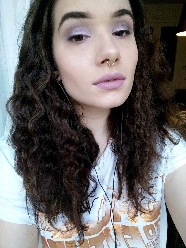 [FOTD] I'm in love with ELFs Tea Rose lip color