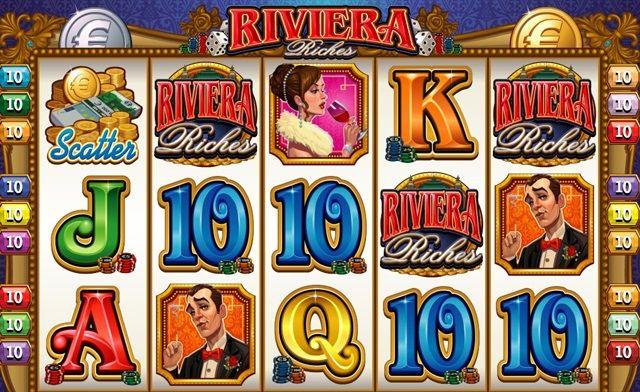 Riviera Riches Slot Machine, Casinò online Voglia di Vincere #Slot, #Slotmachine, #Vogliadivincere, #Casino #Online