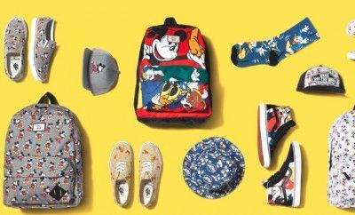 Artık Mickey Mouse'un En Yakın Dostu Vans... Kaykay kültüründen ilham alan Vans, bu sezon koleksiyonunda gerçekleştirdiği Walt Disney Kapsül Koleksiyonu ile tutkunlarına eğlenceli bir dünyaya vaadediyor.