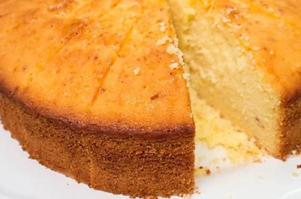 Gâteau Nature Moelleux Recette En 2020 Alimentation Moelleux Recette