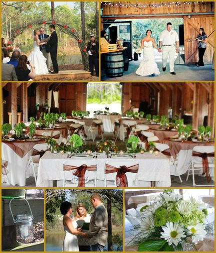 Farm Weddings Barn Style Weddings