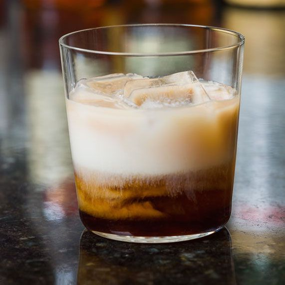 black russian cocktail