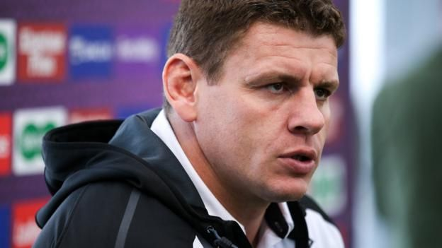 """Mike McMeeken and Zak Hardaker are among the England players who could go into the World Cup fatigued after a 30-plus game season Hull FC coach Lee Radford says England's players will be """"bent, knackered and fatigued"""" by the time the Rugby League World Cup in Australia, New..."""