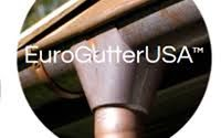 Image result for seamless weld euro downspouts