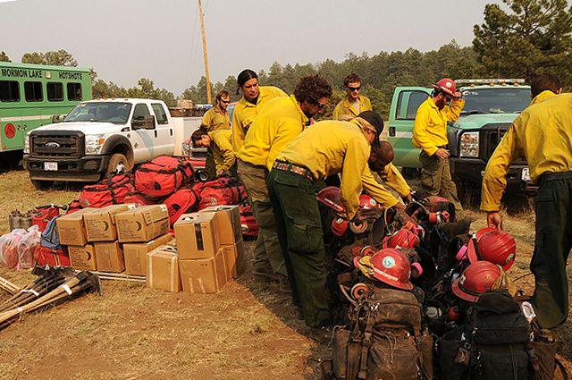 Wildland fire gear