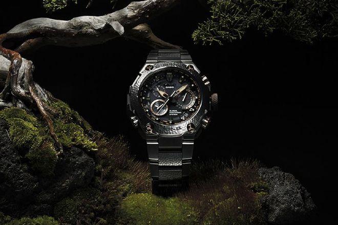 Casio G-Shock MR-G 'Hammer Tone' Watch 05