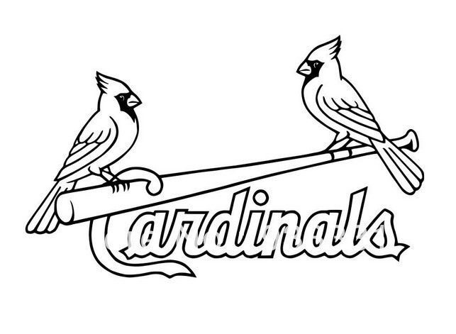 cardinals coloring pages with multiplication | 11 best Cakes I've Made! images on Pinterest | Baby shower ...