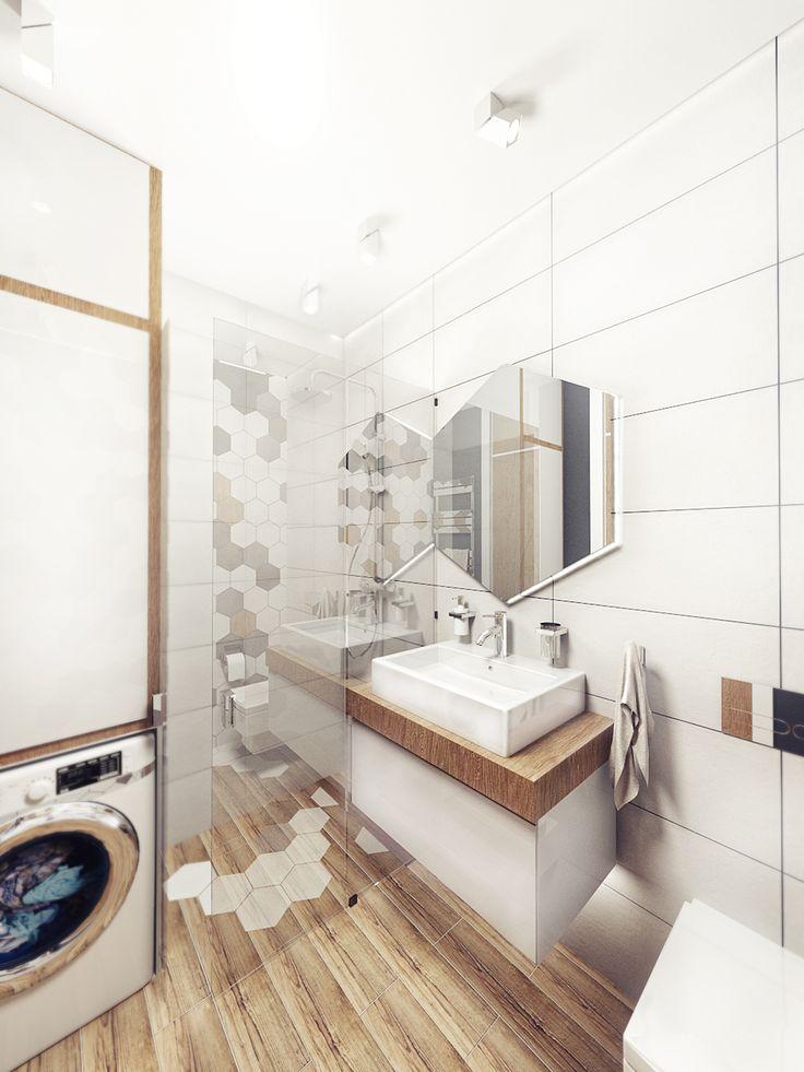 KEKS'S APARTMENT Дизайн интерьера. Ванная комната