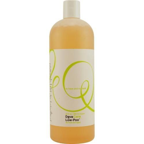 DEVA by Deva Concepts CARE LOW POO SHAMPOO FOR NORMAL TO OILY COLORED HAIR 32 OZ for UNISEX Package Of 4 -- You can get more details by clicking on the image.(This is an Amazon affiliate link and I receive a commission for the sales)