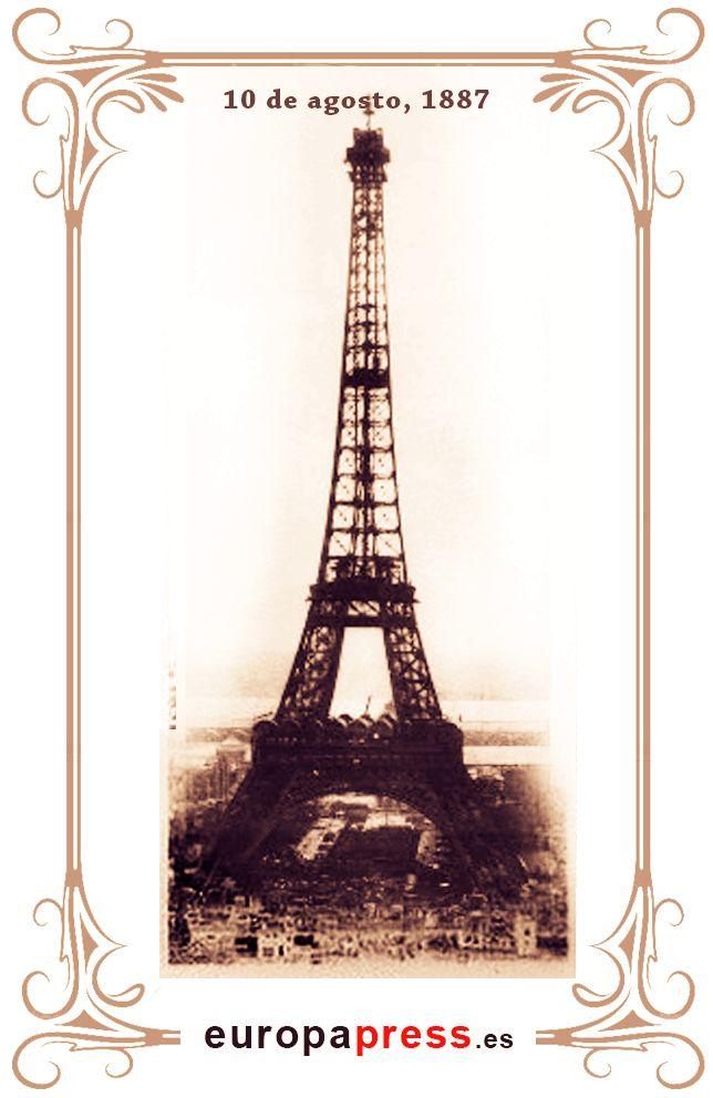 Cinco cosas que quiz s no sepas sobre la historia de la for Creador de la torre eiffel
