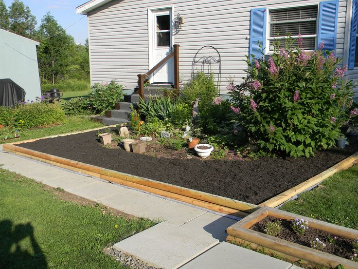 10 best Mobile Home Landscaping images on Pinterest Mobile home