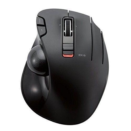 Wireless Trackball Mouse Optical Ergonomic Desktop Laptop Video Gaming 6 Button  #ComputerLaptopAccessories