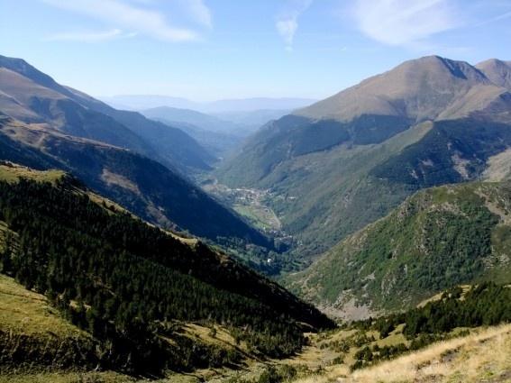 La Vall Fosca - El Carrilet