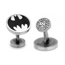 Boutons de manchette Batman : Vintage Batman Logo