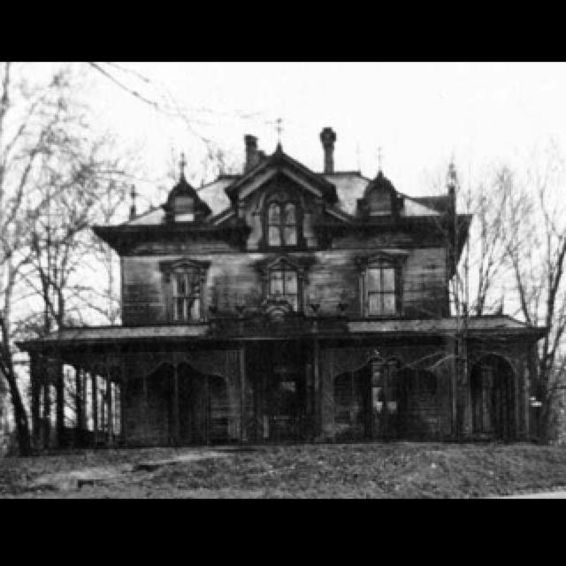 Haunted House York University: 58 Best Spooky Scrapbook Images On Pinterest