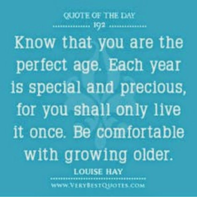 Notes in the Key of Life: Gracefully Aging, Day 26: Great Quotes about Aging Well