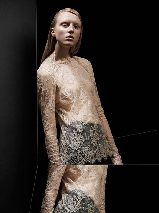 Nina Skarra AW 2012 - Sustainable Fashion