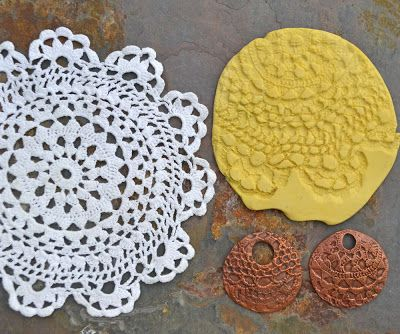 Art Jewelry Elements: Texture Texture Texture. Several great texture sheets made out of common materials.