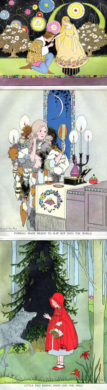 Margaret Evans Price   Golden Age Illustrator   Golden Age illustration   vintage illustration