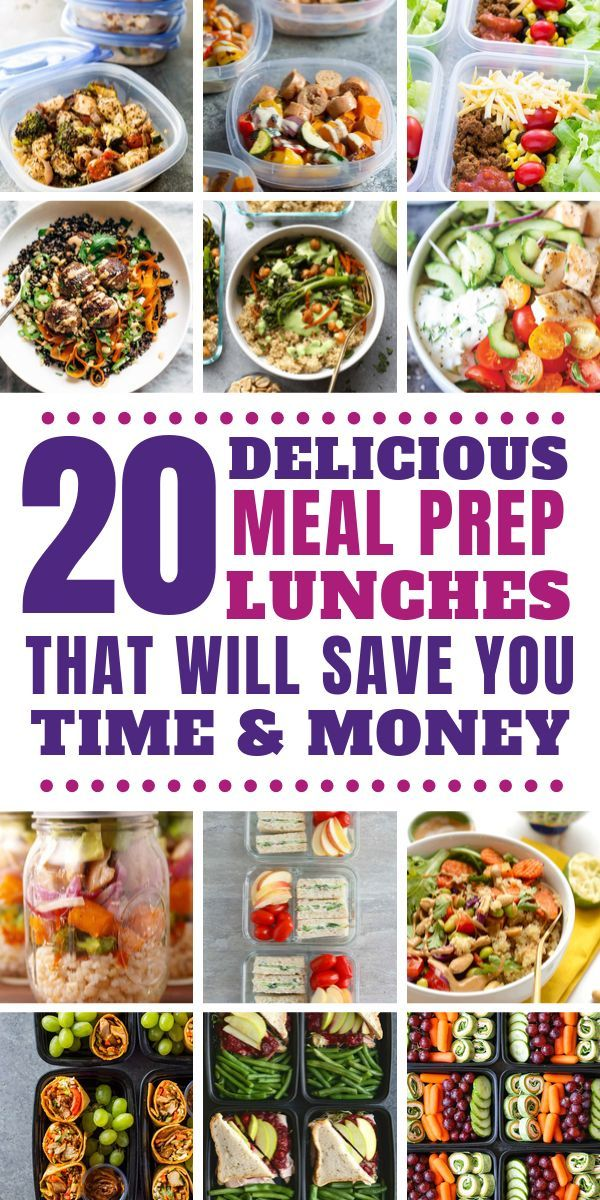 12 Meal Prep Lunch Ideas That Put Sandwiches To Shame Top