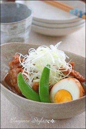 ストウブ料理「豚の角煮」 by Firstsnows [クックパッド] 簡単おいしいみんなのレシピが231万品