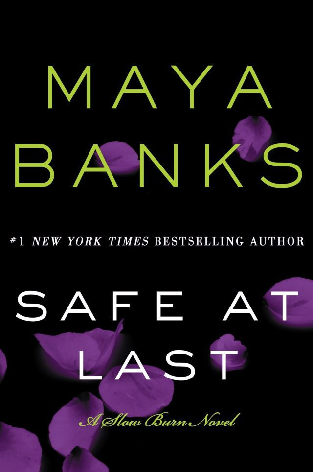 New Maya Banks is released 6/23/15