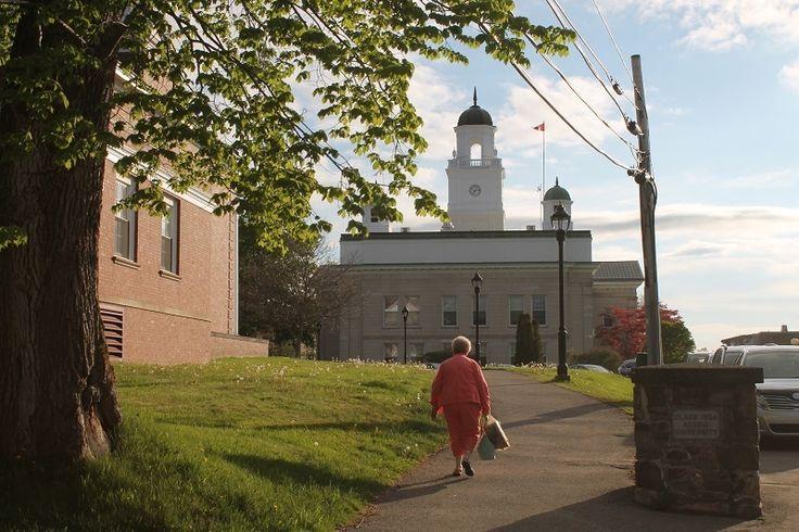 Acadia University Wolfville NS by avardwoolaver