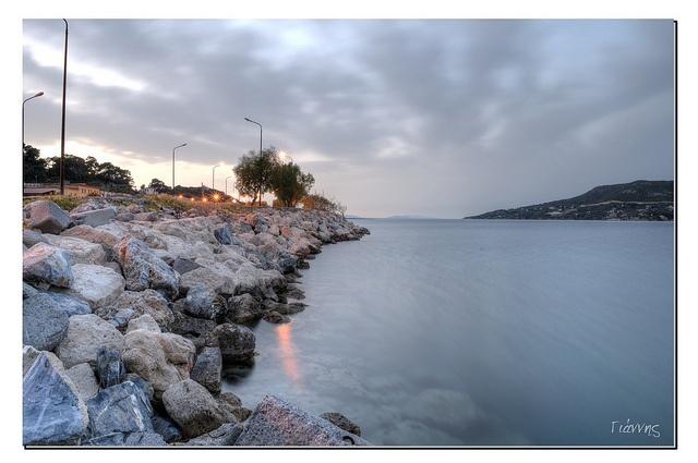 Malagari, Samos, Greece