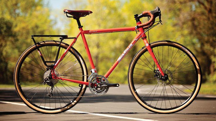 The 2017 Salsa Marrakesh Bikes | Touring Bike