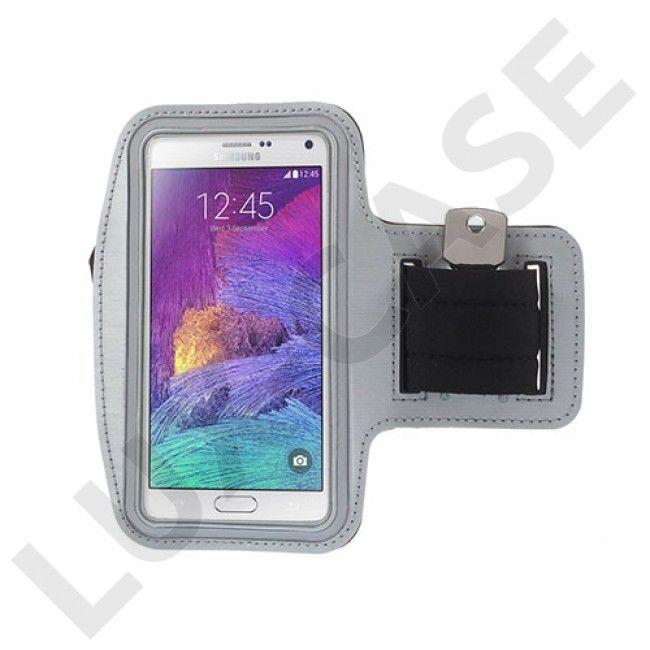 To-roms sportssykkel armbånds bag for smartelefoner, størrelse 15 x 9.5 x 2cm - Mørk blå - GRATIS FRAKT!