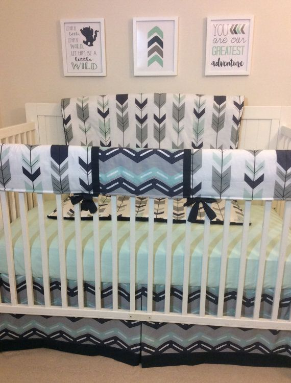 35 Best Navy Mint And White Nursery Ideas Images On
