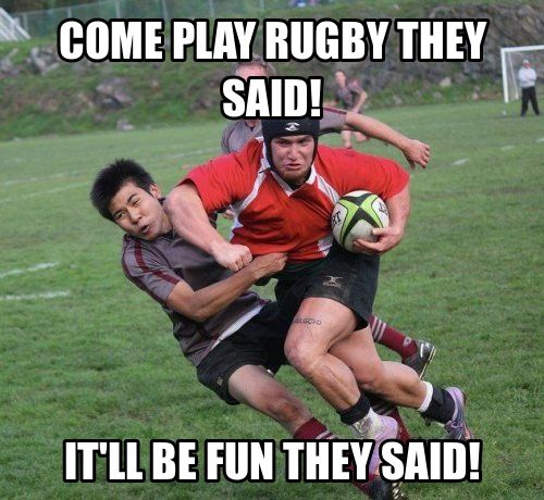 In our latest post, Adam explores the pre-season training routine of a rugby prop forward. Worth a read if you play – or are thinking of playing – rugby, are looking to build explosive strength and power regardless of sporting discipline, or if you just enjoy liberal use of the f-word and knob jokes.