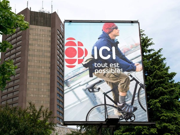 Radio-Canada doesn't go away': French CBC in damage control over botched 'Ici' branding