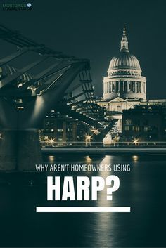 Home Affordable Refinance Program Harp And Underwater On