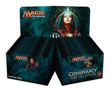 Magic The Gathering: Conspiracy Take the Crown Booster Box Factory Sealed