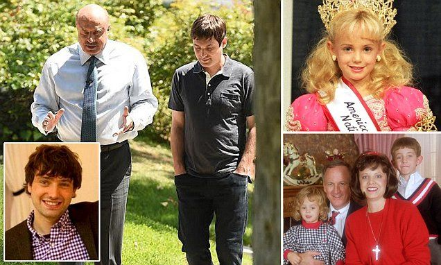 Pageant princess JonBenet Ramsey's brother Burke Ramsey to reveal shocking never-before-heard details about his sister's tragic murder in bombshell interview with Dr. Phil McGraw | Daily Mail Online