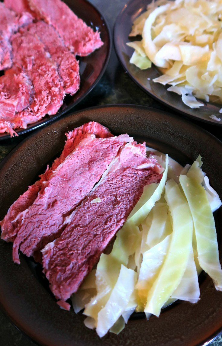 Authentic Irish Corned Beef And Cabbage Recipe Easy Casserole