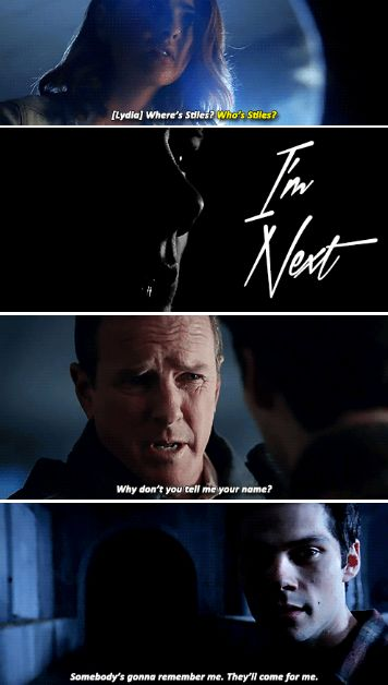 #TeenWolf #Season6 - first look at the final season - The Legend has always been that the Wild Hunt takes people. But the truth is much worse. They erase people from reality. - Teen Wolf is back this November