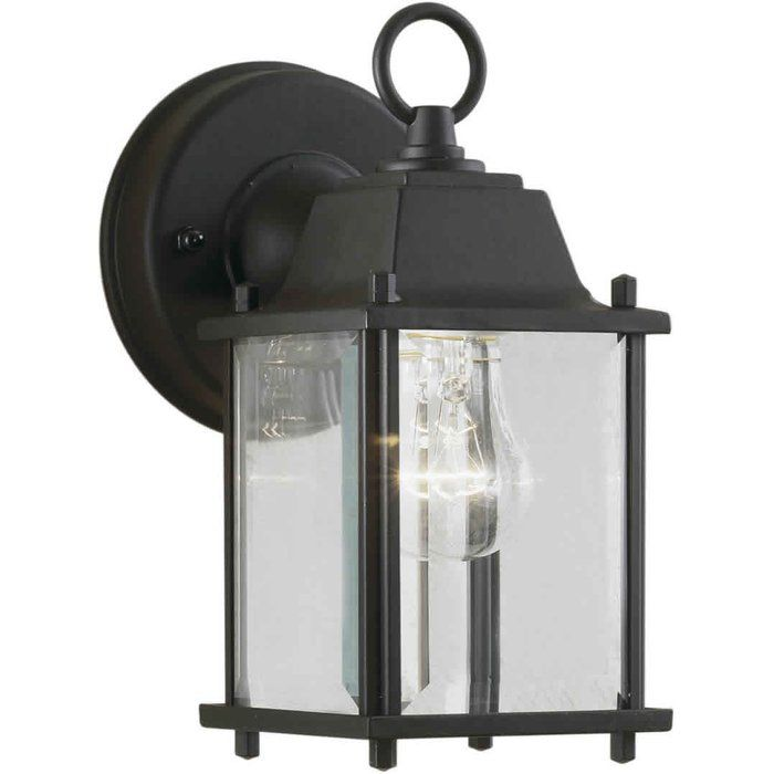 Northwood 1 Light Outdoor Wall Lantern Outdoor Wall Sconce Outdoor Wall Lighting Outdoor Sconces