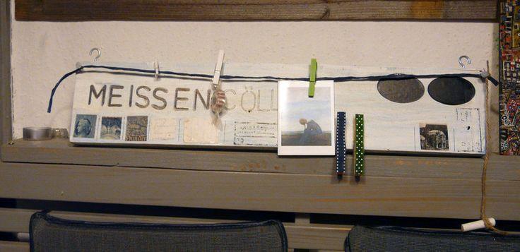 New old style Pinnwand 4 von Meissen-Kreativ auf DaWanda.com