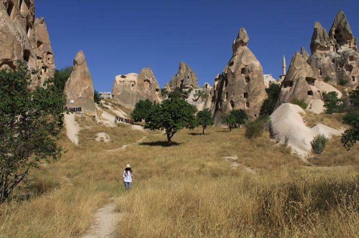 Valle de la imaginación Kapadokya