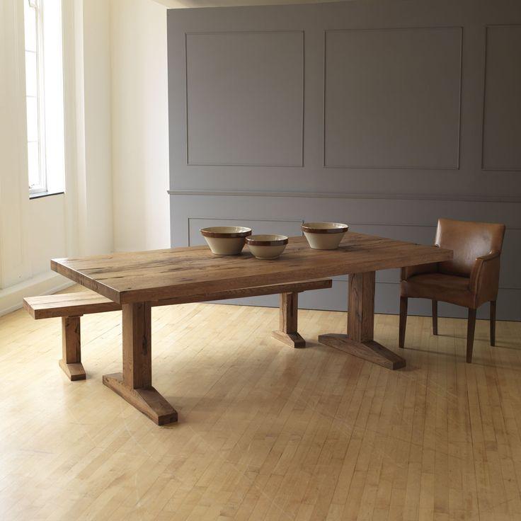 Tuscan Rustic Oak Table