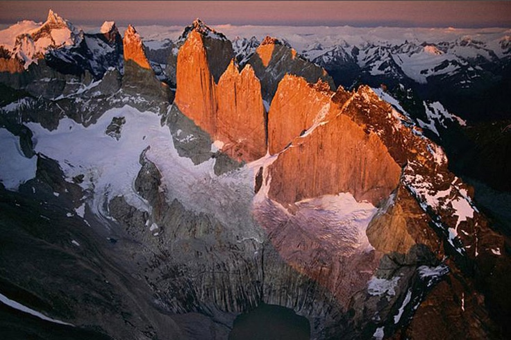 Torres Del Paine, Chile (Patagonia)  Wow!  The hardest trek I have ever attempted, and by far the most rewarding.  From the rushing rivers to the amazing glaciers, it was spectacular to say the least.  If you are able to do the physical work, it should be a must on anyone's bucket list.